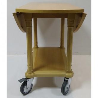Table roulante de service - Devis sur Techni-Contact.com - 4