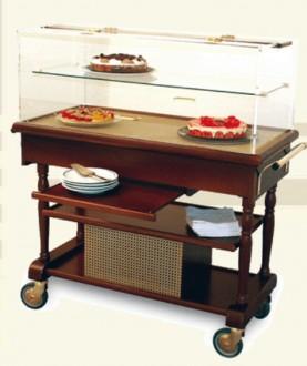 Table roulante réfrigérée avec compresseur - Devis sur Techni-Contact.com - 1
