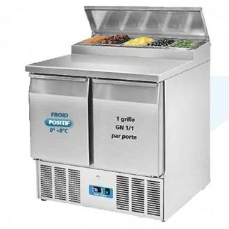 Table sandwich réfrigérée - Devis sur Techni-Contact.com - 1