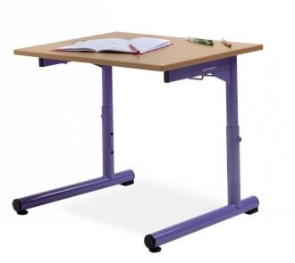 Table scolaire monoplace / biplace - Devis sur Techni-Contact.com - 1
