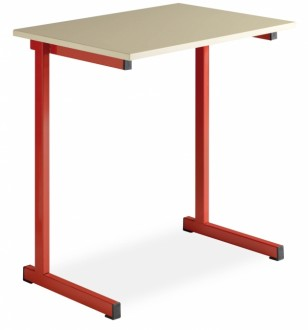 Table simple pour primaire - Devis sur Techni-Contact.com - 1