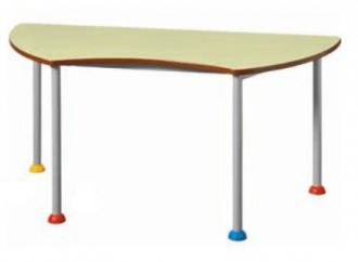 Table scolaire colorée - Devis sur Techni-Contact.com - 1