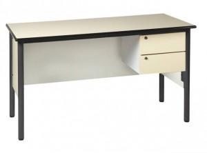 Table scolaire de professeur à 4 pieds - Devis sur Techni-Contact.com - 1