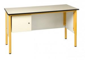 Table scolaire de professeur à 4 pieds - Devis sur Techni-Contact.com - 2