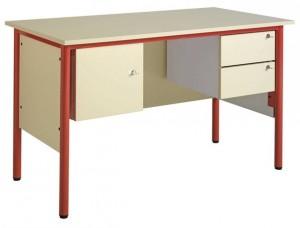 Table scolaire de professeur à 4 pieds - Devis sur Techni-Contact.com - 3