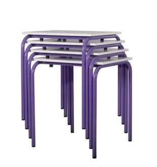 Table scolaire empilable - Devis sur Techni-Contact.com - 2