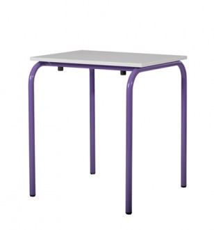 Table scolaire empilable monoplace - Devis sur Techni-Contact.com - 1