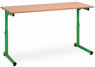 Table scolaire fixe pour maternelle - Devis sur Techni-Contact.com - 1