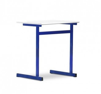 Table scolaire monoplace - Devis sur Techni-Contact.com - 1