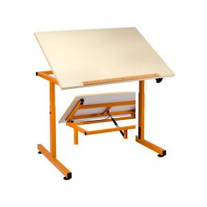 Table scolaire pour PMR Plateau inclinable - Devis sur Techni-Contact.com - 2