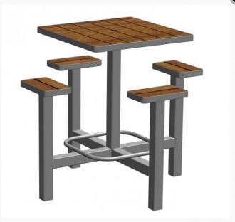Table stand up - Devis sur Techni-Contact.com - 1