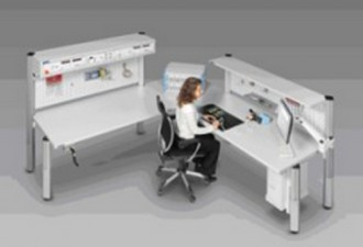Table technique modulaire - Devis sur Techni-Contact.com - 2