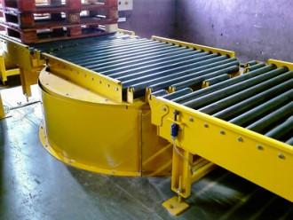 Table tournante plateau PVC ou inox - Devis sur Techni-Contact.com - 1