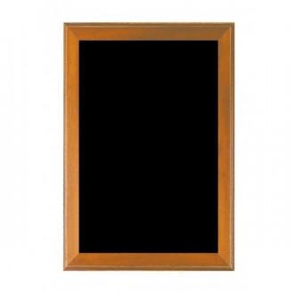 Tableau ardoise à cadre bois - Devis sur Techni-Contact.com - 1
