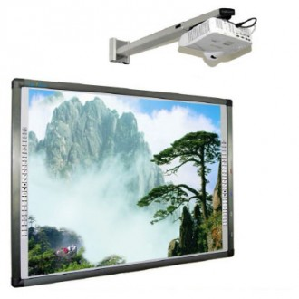 Tableau blanc d'affichage interactif - Devis sur Techni-Contact.com - 1