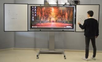 Tableau blanc écran interactif Pivotants - Devis sur Techni-Contact.com - 2