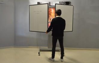 Tableau blanc écran interactif Pivotants - Devis sur Techni-Contact.com - 3