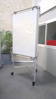 Tableau blanc émaillé magnétique - Devis sur Techni-Contact.com - 1