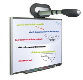 Tableau blanc interactif mobile - Devis sur Techni-Contact.com - 1