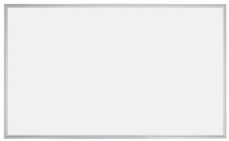 Tableau blanc magnétique 1200 x 2400 mm - Devis sur Techni-Contact.com - 1