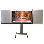 Tableau Blanc pivotant pour écran interactif - Devis sur Techni-Contact.com - 3