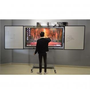 Tableau Blanc pivotant pour écran interactif - Devis sur Techni-Contact.com - 4