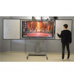 Tableau Blanc pivotant pour écran interactif - Devis sur Techni-Contact.com - 5