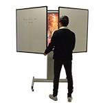 Tableau Blanc pivotant pour écran interactif - Devis sur Techni-Contact.com - 6