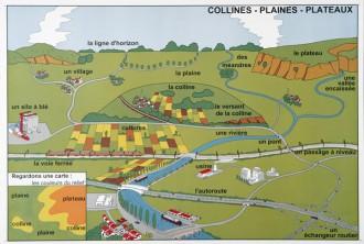 Tableau de géographie - Devis sur Techni-Contact.com - 1