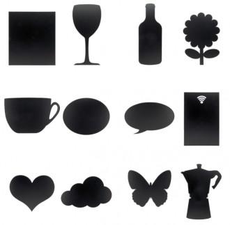Tableau mural silhouette - Devis sur Techni-Contact.com - 1