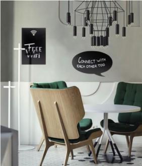 Tableau mural silhouette - Devis sur Techni-Contact.com - 5
