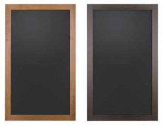 Tableau noir porte menu - Devis sur Techni-Contact.com - 1