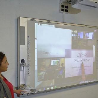 Tableau numérique interactif - Devis sur Techni-Contact.com - 2