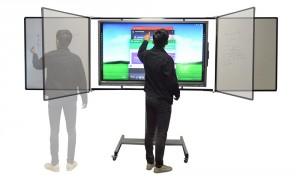 Tableaux pivotants pour écran interactif - Devis sur Techni-Contact.com - 3