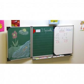 Tableau triptyque enfant - Devis sur Techni-Contact.com - 1