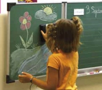 Tableau triptyque enfant - Devis sur Techni-Contact.com - 2