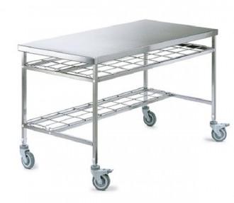 Tables de conditionnement acier - Devis sur Techni-Contact.com - 1