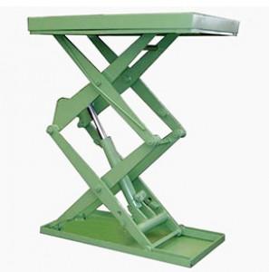 Tables élévatrices doubles ciseaux verticaux - Devis sur Techni-Contact.com - 1
