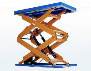 Tables élévatrices doubles ciseaux verticaux - Devis sur Techni-Contact.com - 3