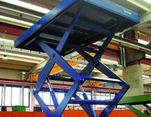 Tables élévatrices doubles ciseaux verticaux - Devis sur Techni-Contact.com - 4