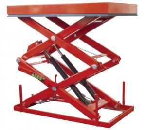 Tables élévatrices doubles ciseaux verticaux - Devis sur Techni-Contact.com - 5