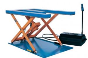 Tables élévatrices en forme de U ou de E - Devis sur Techni-Contact.com - 1