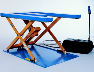 Tables élévatrices en forme de U ou de E - Devis sur Techni-Contact.com - 4