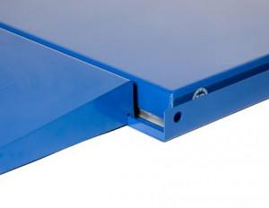 Tables élévatrices extra plates de 500 kg à 2000 kg - Devis sur Techni-Contact.com - 5