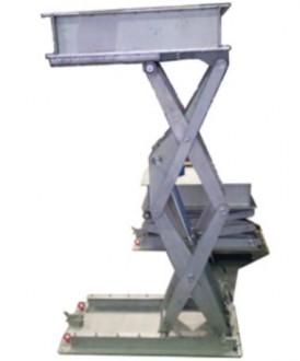 Tables élévatrices inox - Devis sur Techni-Contact.com - 1