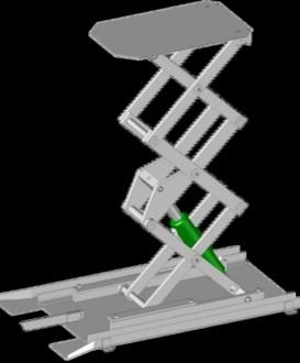 Tables élévatrices inox - Devis sur Techni-Contact.com - 2