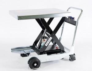 Tables hydrauliques mobiles à batteries - Devis sur Techni-Contact.com - 4