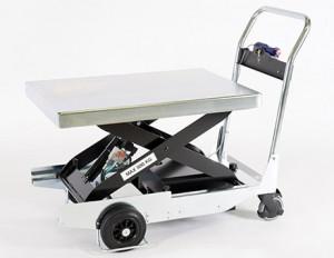 Tables hydrauliques mobiles à batteries - Devis sur Techni-Contact.com - 5