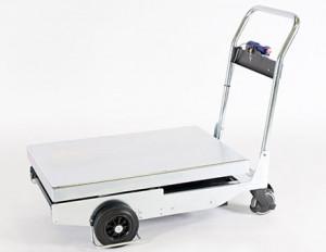 Tables hydrauliques mobiles à batteries - Devis sur Techni-Contact.com - 6