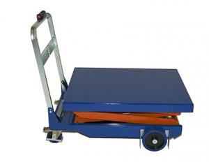 Tables hydrauliques mobiles à batteries - Devis sur Techni-Contact.com - 7